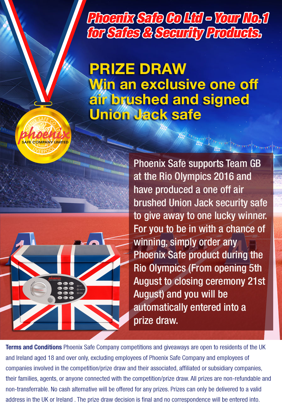Union Jack - Prize Draw CUSTOMER Banner #1